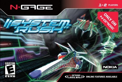 System Rush Cover Art