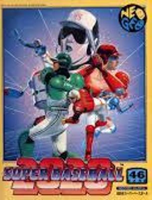 2020 Super Baseball [Japanese] Cover Art