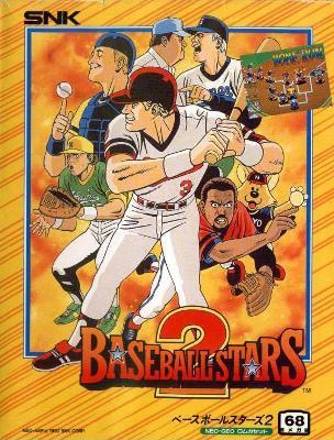 Baseball Stars 2 [Japanese] Cover Art