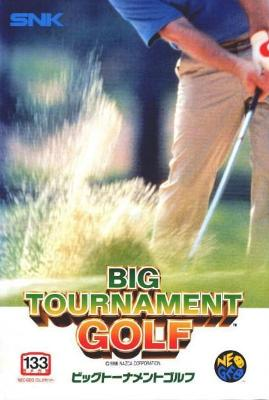 Big Tournament Golf [Japanese] Cover Art