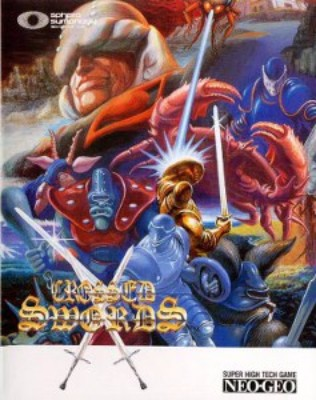Crossed Swords Cover Art