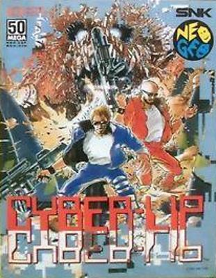 Cyber-Lip [Japanese] Cover Art