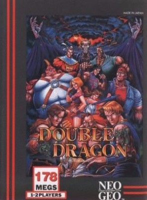 Double Dragon [Euro Exclusive] Cover Art