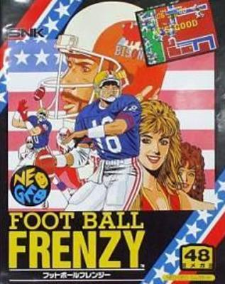 Football Frenzy [Japanese] Cover Art