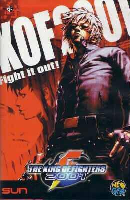 King of Fighters 2001 [Japanese] Cover Art