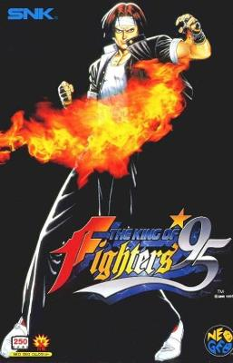 King of Fighters '95 [Japanese] Cover Art