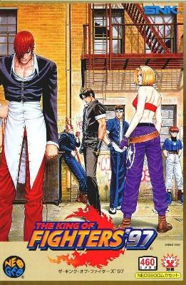 King of Fighters '97 [Japanese] Cover Art