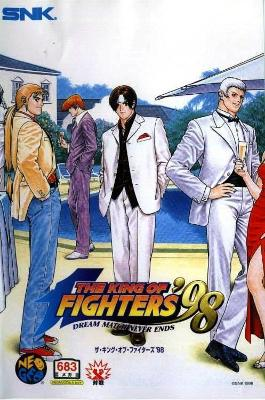 King of Fighters '98 [Japanese] Cover Art