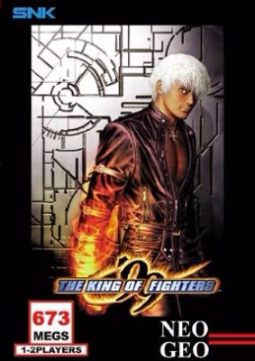 King of Fighters '99 Cover Art