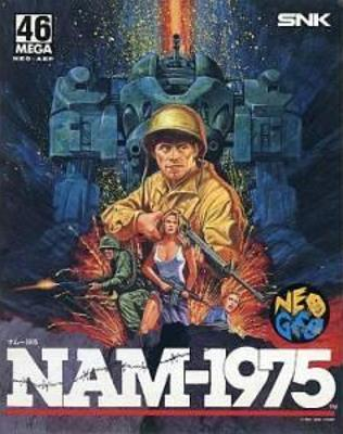 NAM 1975 [Japanese] Cover Art