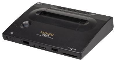 Neo Geo AES  Cover Art