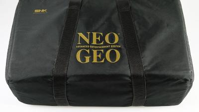 Neo Geo AES Bag Cover Art