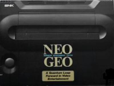 Neo Geo AES [Japanese] Cover Art