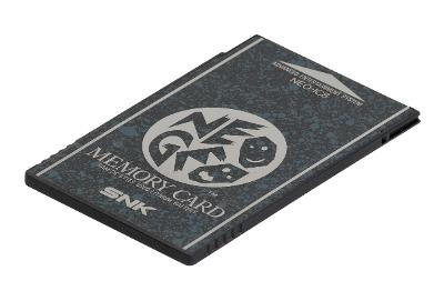 Neo Geo Memory Card [Japanese] Cover Art