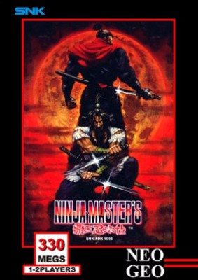 Ninja Master's Cover Art