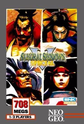 Samurai Shodown V Special [Fixed]