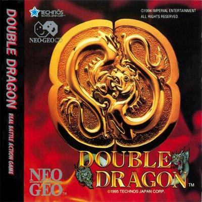 Double Dragon Cover Art