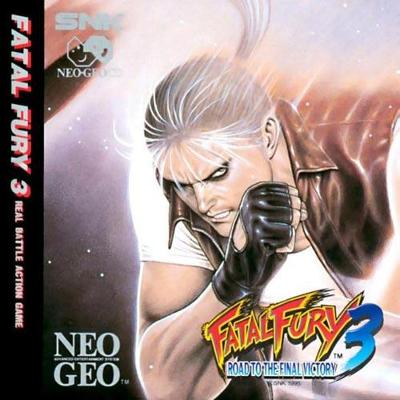 Fatal Fury 3 Cover Art