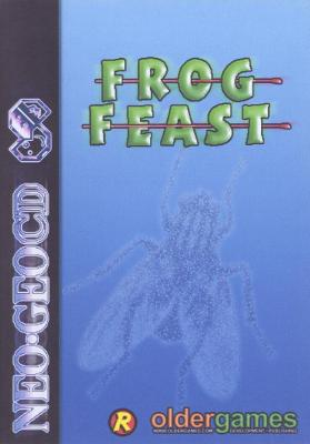 Frog Feast Cover Art