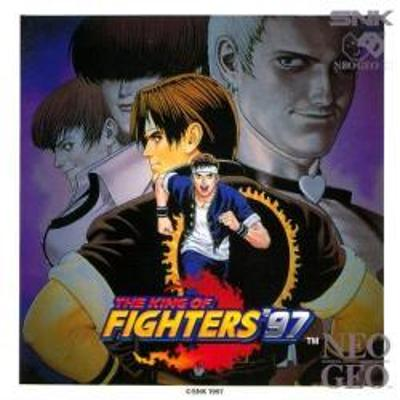 King of Fighters '97 Cover Art