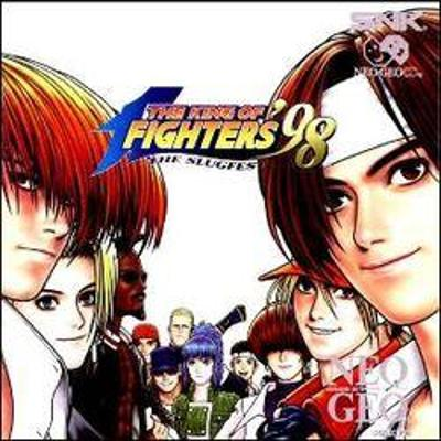 King of Fighters '98 Cover Art