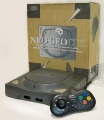 Neo Geo CDZ Value / Price | Neo Geo CD