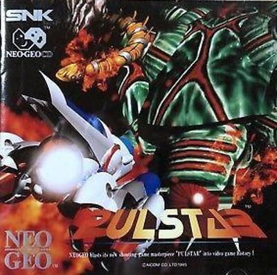 Pulstar Cover Art