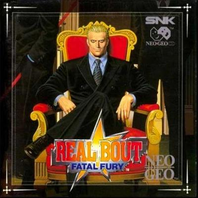 Real Bout Fatal Fury Cover Art