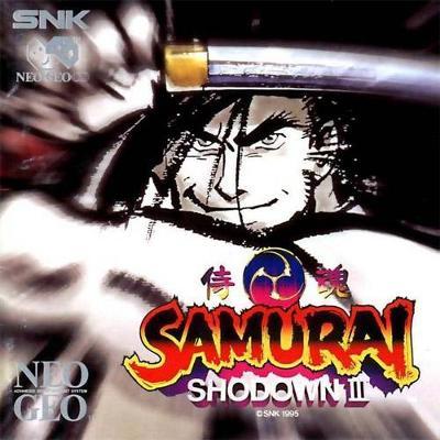 Samurai Shodown III Cover Art