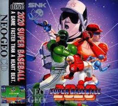Super Baseball 2020 Cover Art