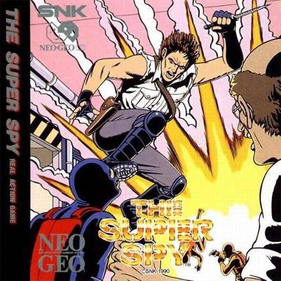 Super Spy Cover Art