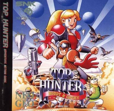 Top Hunter Cover Art