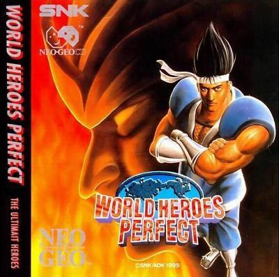 World Heroes Perfect Cover Art