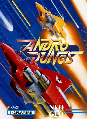 Andro Dunos Cover Art