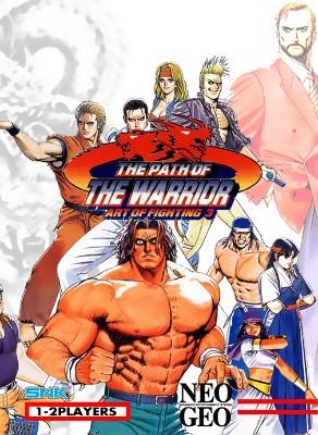 Art Of Fighting 3 Path Of The Warrior Value Price Neo Geo Mvs