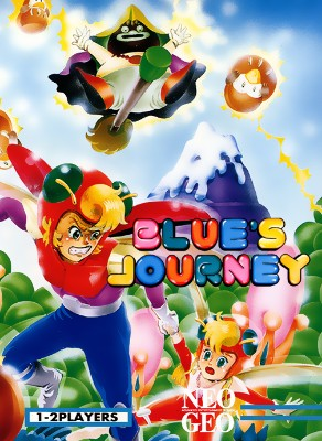 Blue's Journey Cover Art