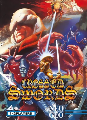 Crossed Swords Cover Art