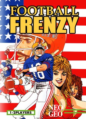 Football Frenzy Cover Art