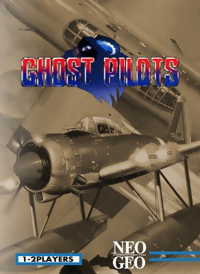 Ghost Pilots Cover Art