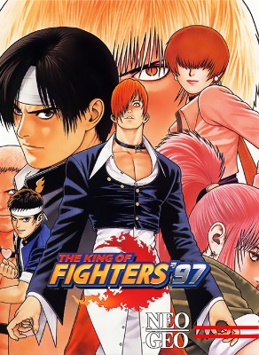 King of Fighters `97 Cover Art