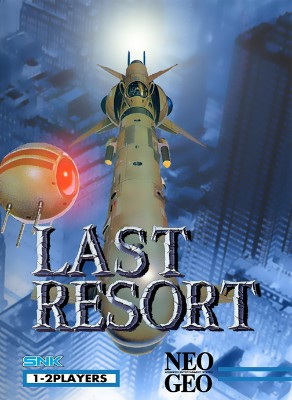 Last Resort Cover Art