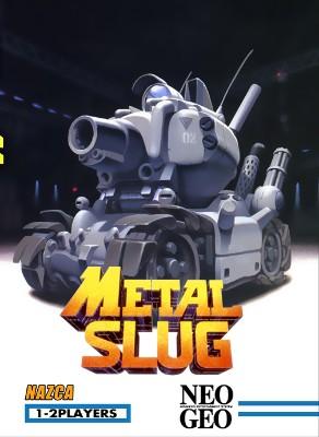 Metal Slug Cover Art