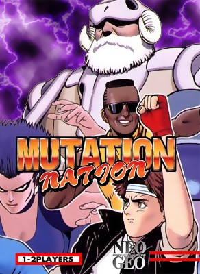 Mutation Nation Cover Art