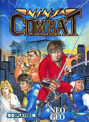 Ninja Combat Cover Art