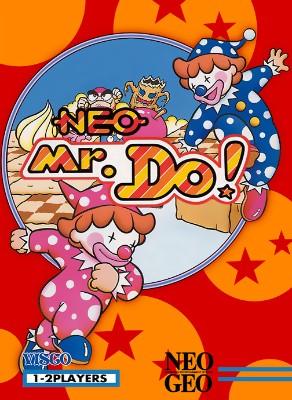 Neo Mr. Do! Cover Art