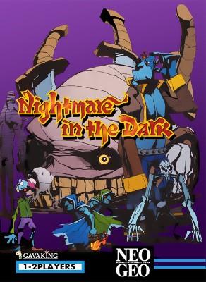 Nightmare in the Dark Cover Art