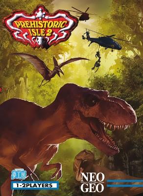 Prehistoric Isle 2 Cover Art