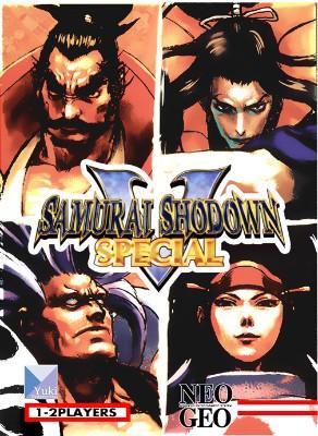 Samurai Shodown V Special Value / Price | Neo Geo MVS