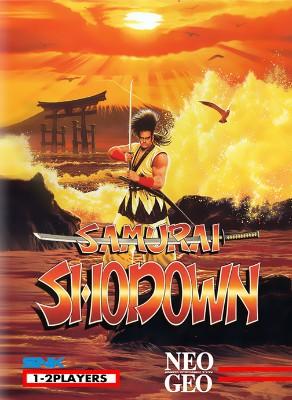 Samurai Shodown Cover Art
