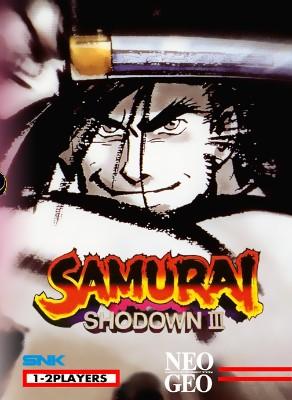 Samurai Shodown III: Blades of Blood Cover Art